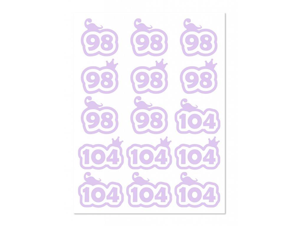 velikost 98 104