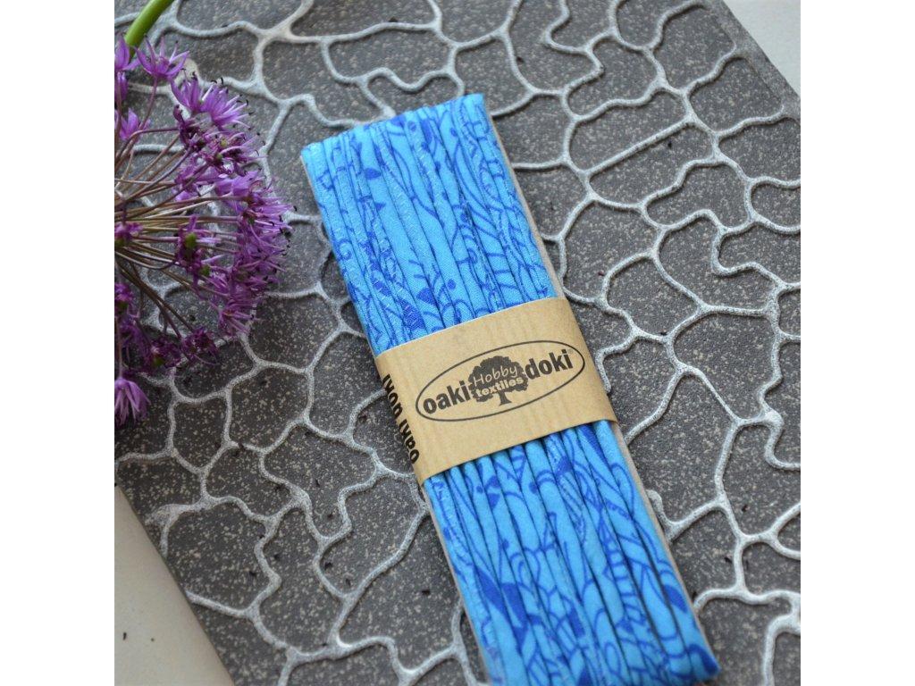funcord 3 mm 3 metry - modrý