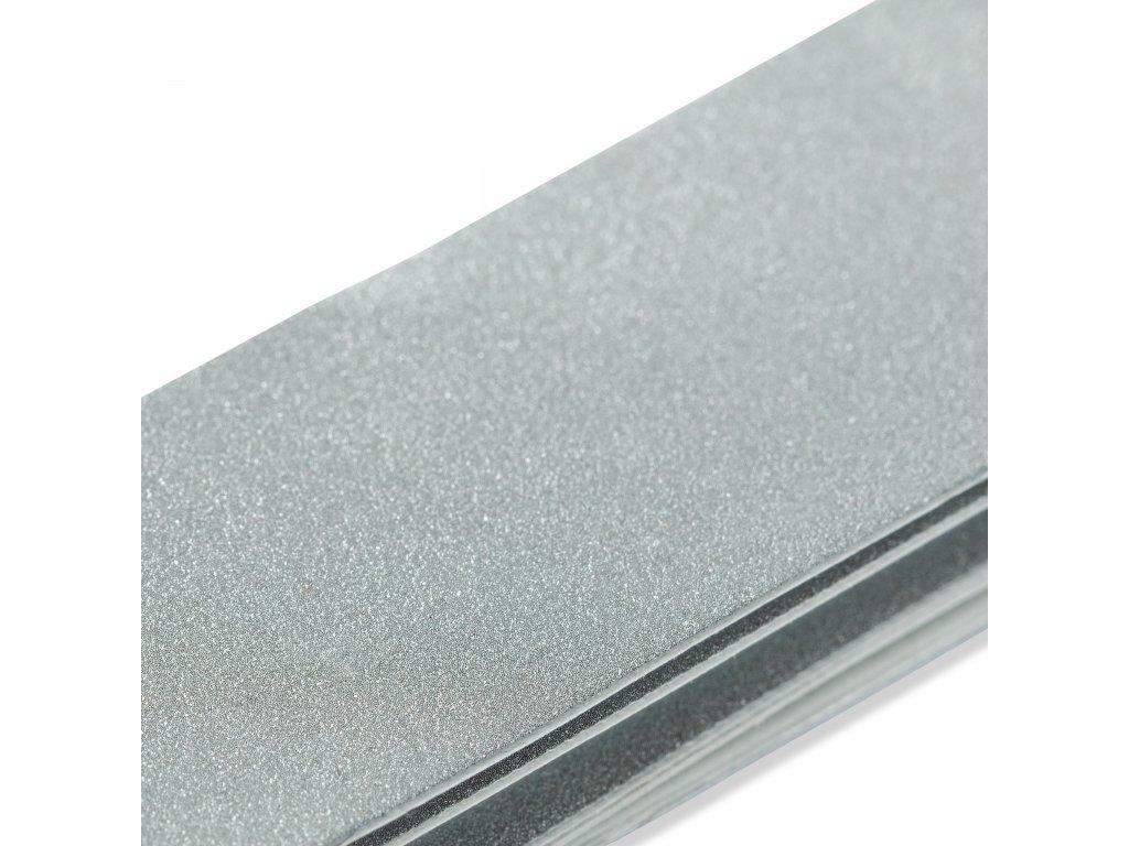reflexní páska 20 mm v balení 1,2 m - samolepící, Prym