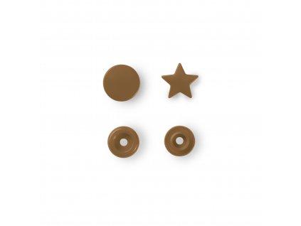 patentky hvězdičky Prym Color Snaps 12,4 mm zlaté