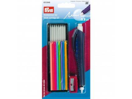 Křídová tužka a náplně Prym 3,8 mm