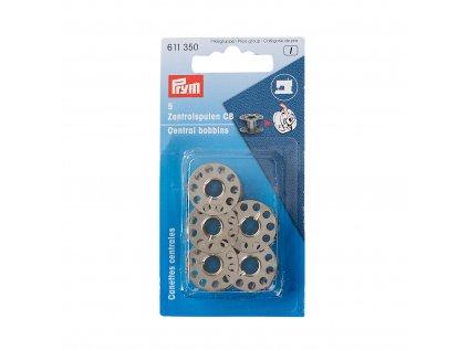 kovové cívky průměr 20 mm, 5 ks Prym