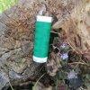 elastická niť SERAFLEX  zelená - návin 130 m