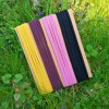 Balíček úpletových tkaniček - 4 x 150 cm, mix barev II