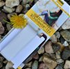 nažehlovací vlizelínový pásek 25 mm - balení 5 m