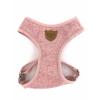 Pink Tweed Harness