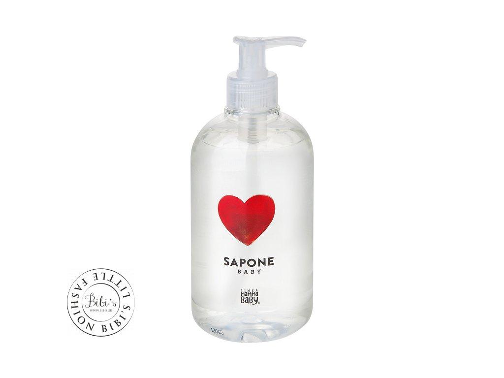 linea mamma baby linea mamma baby liquid soap 500ml baby bath wash and shampoo 5240