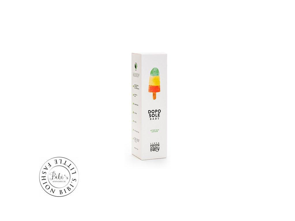 linea mamma baby baby after sun giovannino spray 150 ml lenitive refreshing eco friendly sun screen 29699 list