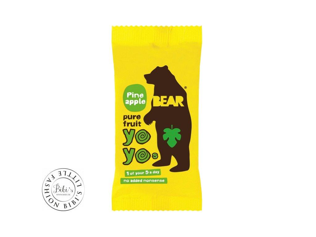 Bear Yoyo Ananas 20g