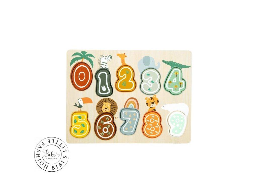 puzzle cisla safari small foot by legler LE11702 01 500x500