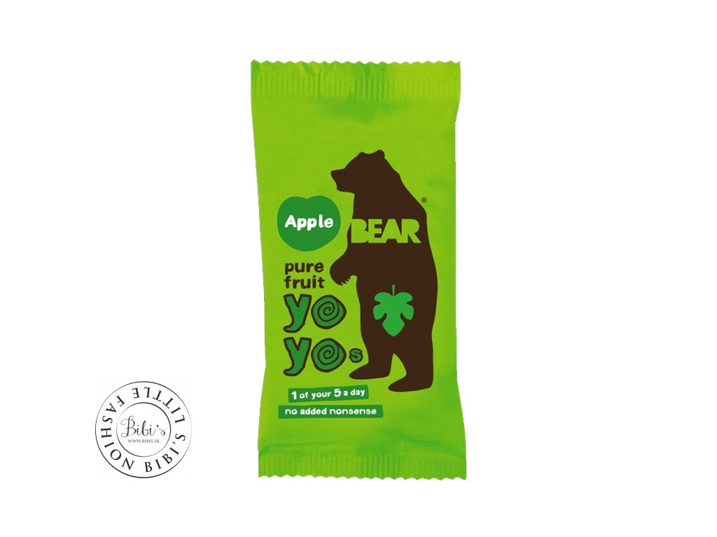 Bear Yoyo Jablko 20g