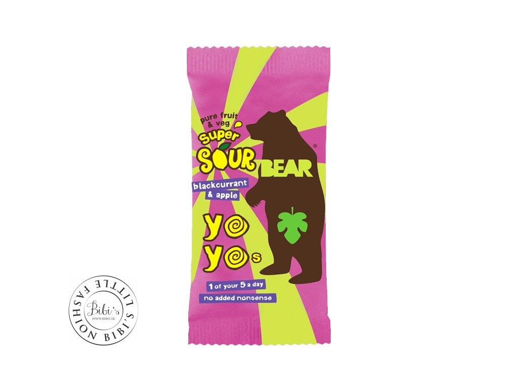 Bear Yoyo Ribezla Superkysle 20g