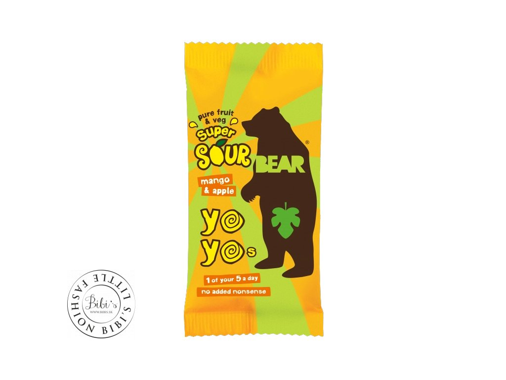 Bear Yoyo Mango Superkysle 20g