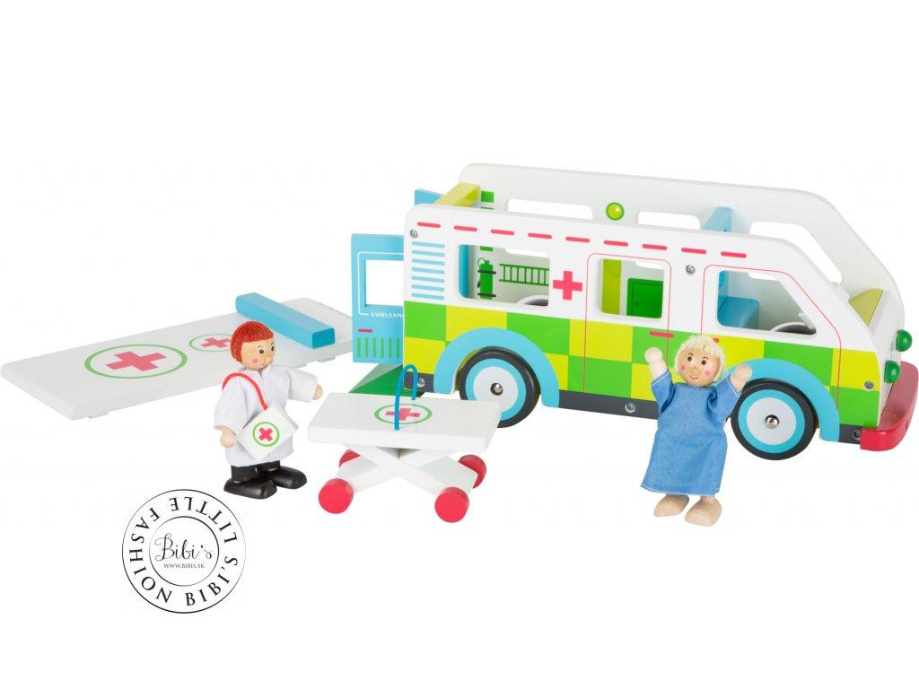 10615 krankenwagen mit pueppchen b