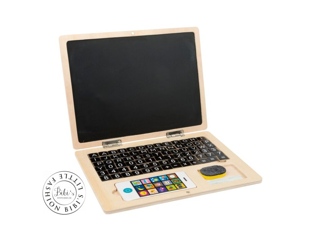 11193 legler small foot holz laptop b