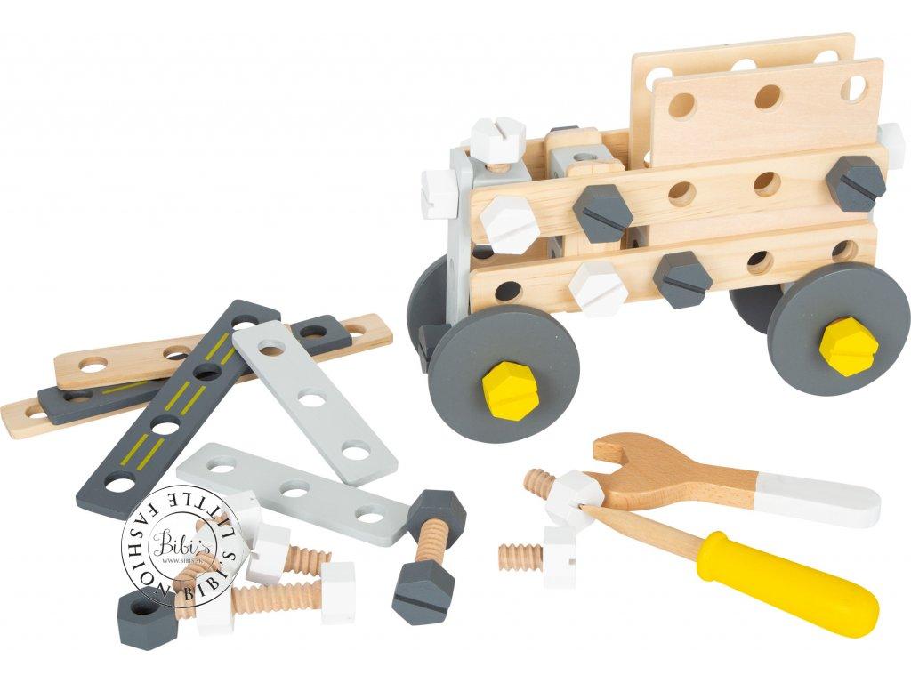 11810 legler small foot konstruktionsset miniwob a