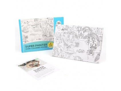 JA90107 coloring pad doodling book 6 500x500