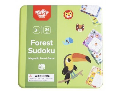 magneticke sudoku lesne zvierata tooky toys TL630 01 500x500