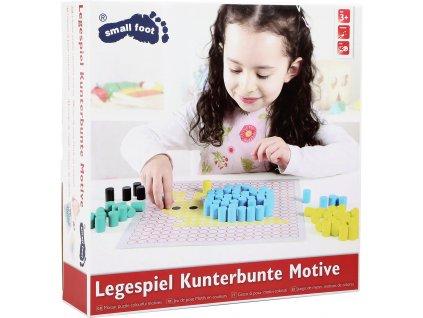 10106 legespiel kunterbunte motive verpackung