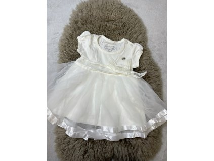 Breeze biele šaty