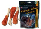 ONTARIO Snack Chicken Jerky + Calcium 70g