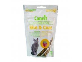 Canvit Cat 100g, funkční pamlsek