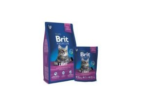 Brit Premium Cat - Sensitive, Light, Senior, Indoor - Novinka