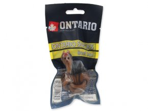 Snack ONTARIO Dog Rawhide Ball 3,75 cm (2ks)