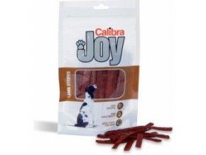Calibra Joy Dog Lamb Stripes 80g