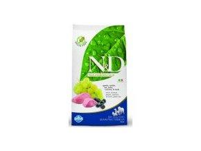 N&D Grain Free DOG Adult Mini Lamb & Blueberry 800g
