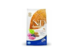 N&D Low Grain DOG Adult Maxi Lamb & Blueberry 12kg  - DPD Doprava Zdarma