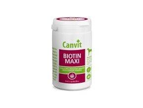 Canvit Biotin Maxi pro psy 500g ( cca 166 tbl)new - ochucený