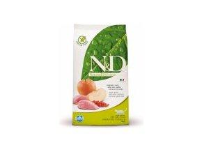 N&D Grain Free CAT Adult Boar & Apple 5 kg + doprava DPD ZDARMA