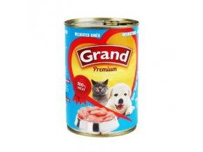 Grand Delikates masová směs štěně 405 g