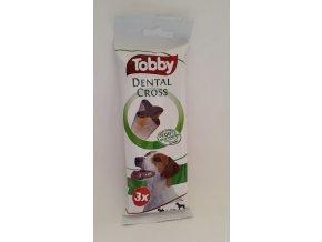TOBBY Dental Cross S-M 70 g