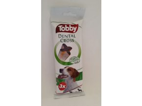 TOBBY Dental Cross S-M 70 g