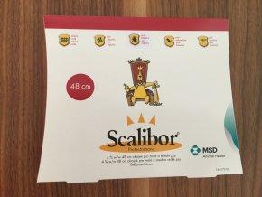Scalibor antiparazitní obojek 48cm - doprodej (exp.5/18)