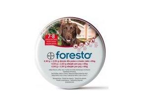 Bayer Foresto 70 obojek pro psy nad 8kg - doprava 46,- při platbě předem