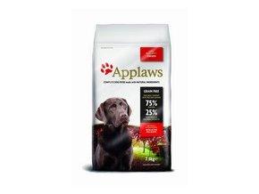 Applaws Dog Adult Large Breed Chicken 7,5 kg + Doprava DPD Zdarma