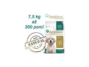 Applaws Dog Puppy Small & Medium Breed Chicken 7,5kg  + Doprava DPD Zdarma