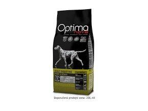Optimanova Dog Adult Digestive - balení 12kg - DPD,InTime, Uloženka doprava zdarma
