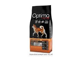 Optimanova Dog Adult Sensitive - balení 12kg - DPD,InTime, Uloženka doprava zdarma