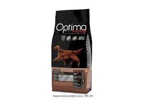 Optimanova Dog MATURE - balení 12kg - DPD,InTime, Uloženka doprva zdarma