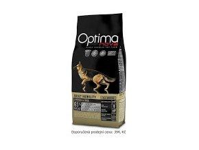 Optimanova Dog Mobility - balení 12kg -DPD,InTime, Uloženka doprava zdarma
