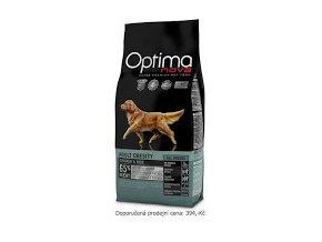 Optimanova Dog OBESITY - balení 12kg - DPD,InTime, Uloženka doprva zdarma