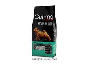 Optimanova Dog Puppy DIGESTIVE - balení 12kg -DPD,InTime, Uloženka doprava zdarma