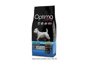 Optimanova Dog Puppy MINI - balení 12kg - DPD,InTime, Uloženka doprava zdarma