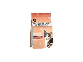 Arden Grange Cat Adult losos+brambory 400 g