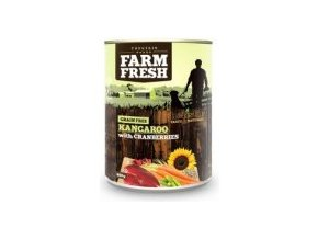 Farm Fresh Klokan s brusinkami