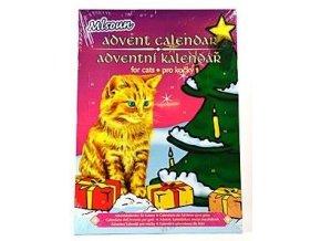 Kalendář Adventní s lososem pro kočky